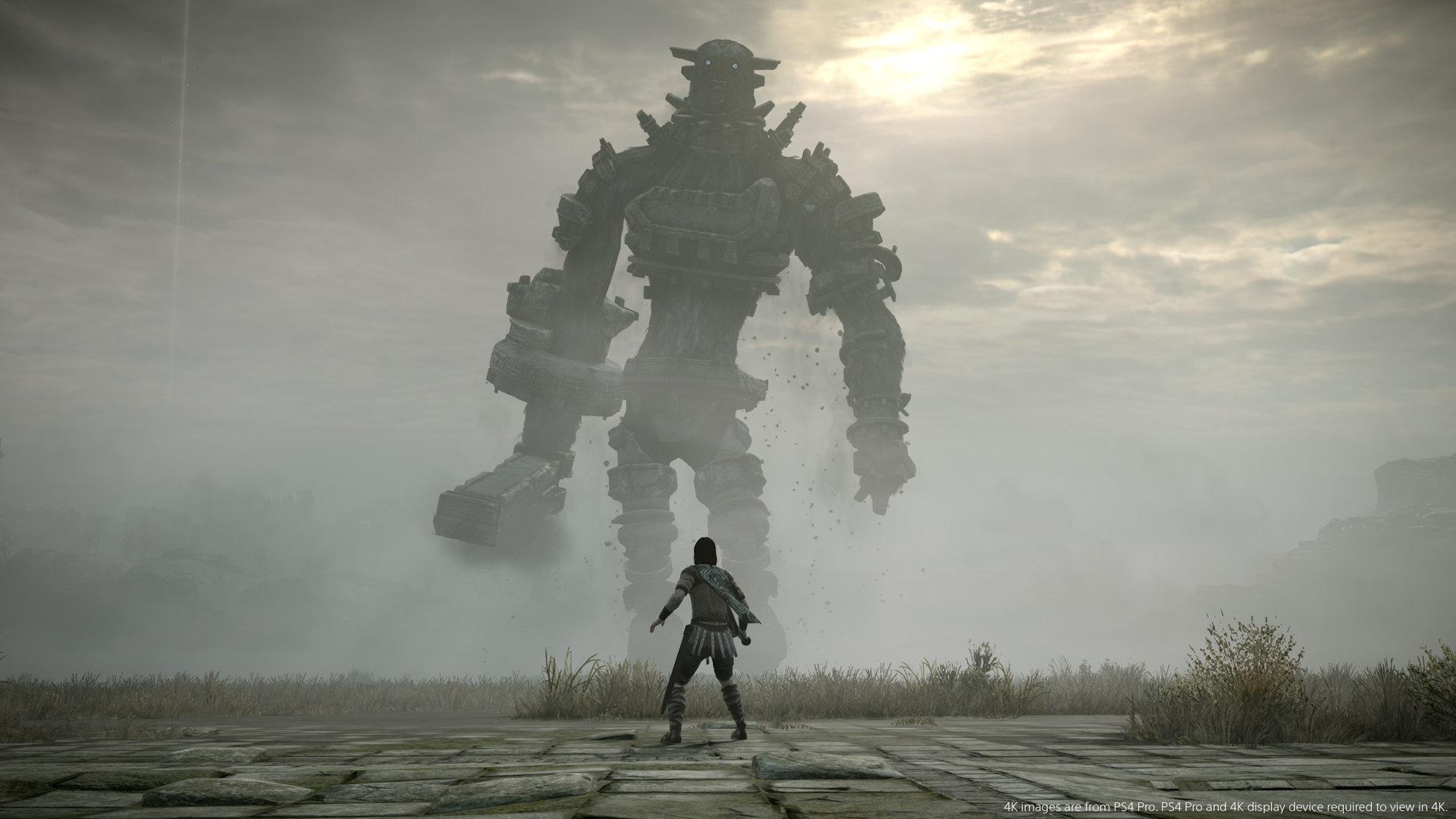Shadow of Colossus 4K