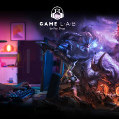 Arena Game Lab by Fast Shop
