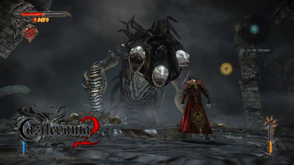 Castelvania Lords of Shadow 2