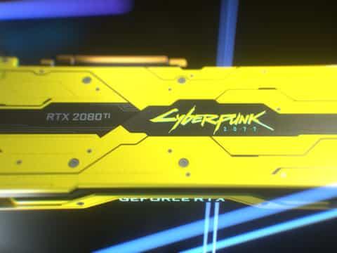 GeForce RTX 2080 Ti Edição Cyberpunk 2077