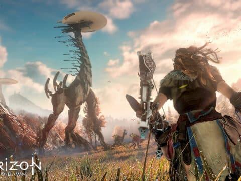 Horizon: Zero Dawn para PC aparece na Amazon