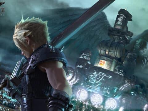Final Fantasy VII Remake: Demo