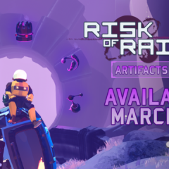 Risk of Rain 2 – Artifacts Update.