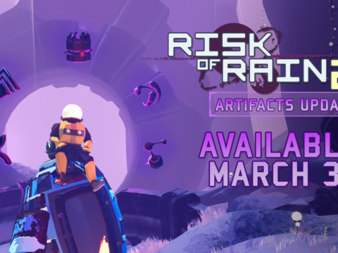 Risk of Rain 2 – Artifacts Update.